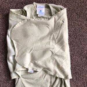 Newborn cotton Halo sleep sack